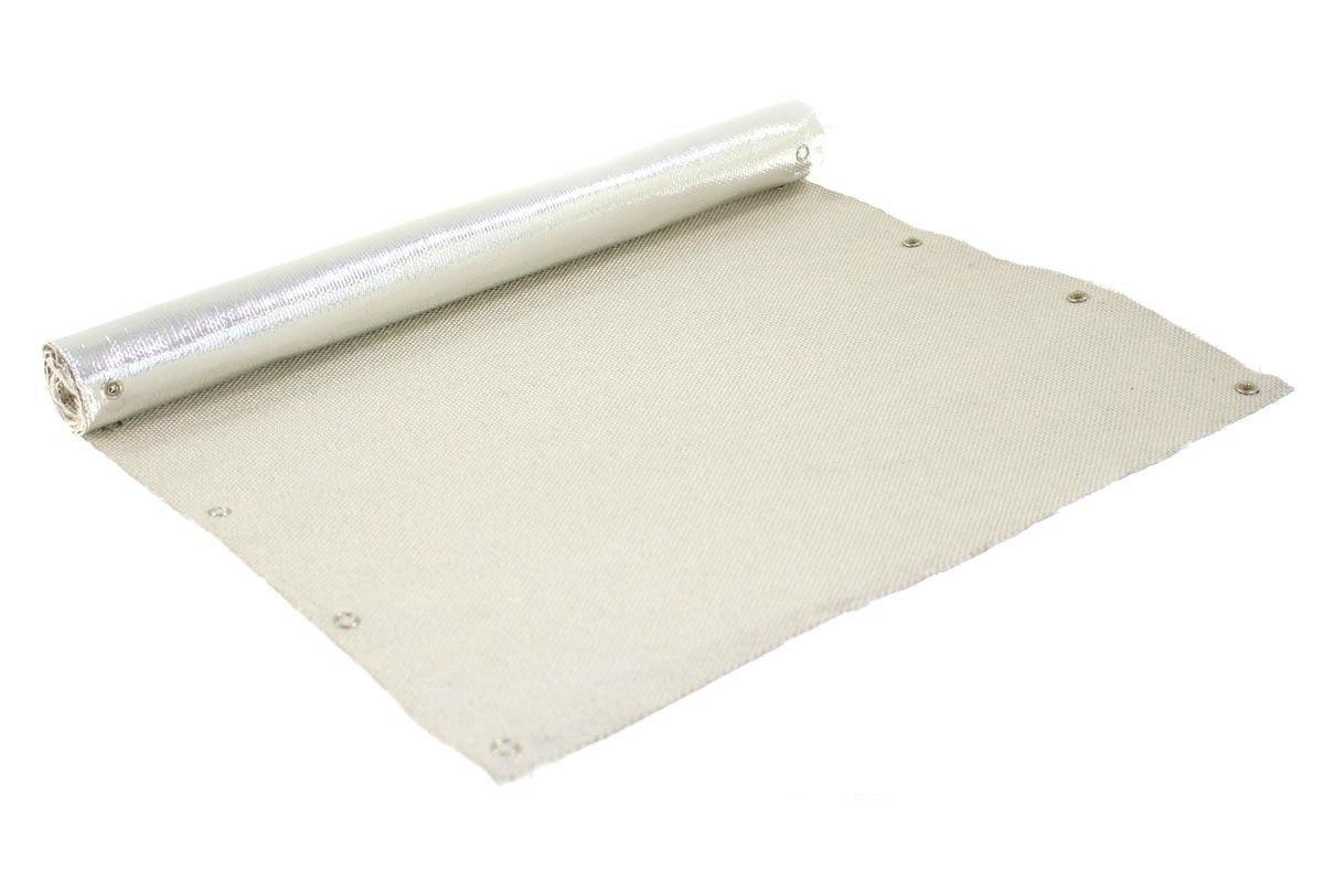 Mata termiczna Epman -Aluminiowa- 100x40cm - GRUBYGARAGE - Sklep Tuningowy